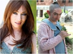 5. Tom Cruise as Les Grossman and Naomi Grossman in American Horror Story