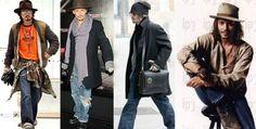 johnny depp fashion style - Google Search