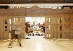 POP UP! Lulamae Pop up shop by Breathe Architecture, Melbourne store design