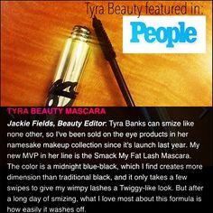 ✌ Learn more at www.tyra.com/bombshellangel #BombshellBeautyBoss #Tyra #Beauty…