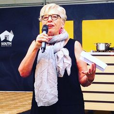 """Our wonderful festival patron @maggie_beer wraps up Tasting Australia for 2016: """"I have to say I'm really proud to have been patron of the Tasting Australia festival, but I wouldn't have ever done it if it weren't for the ethos of Simon Bryant and of Paul Henry, because what they believe in is what we get. And I want to thank you all for being here, because we can't have a festival without you. It is such an important one for South Australia. But without the public coming to listen to the…"""