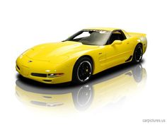 2006 Chevrolet Corvette Z06 Lingenfelter Supercharged 550 HP 6 Speed
