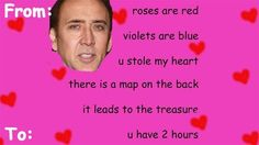 E-Card of the Day: You Caged My Heart