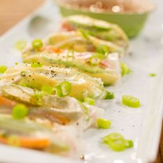 Resepte - Die Nataniël Tafel Meatless Monday, Fresh Rolls, Potato Salad, Salads, Veggies, Cooking Recipes, Snacks, Breakfast, Healthy