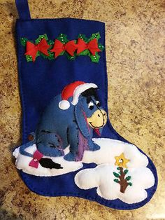 Electronics, Cars, Fashion, Collectibles, Coupons and Winnie The Pooh Quotes, Winnie The Pooh Friends, Eeyore Quotes, Christmas Goodies, Christmas Crafts, Christmas Decorations, Christmas Tree, Eeyore Pictures, Felt Banner