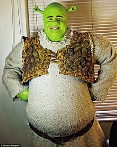 fat suit t shirt costume - Google Search