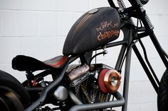 Brass Balls Bobbers Bike!