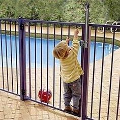 11 Pool Fence Ideas Pool Fence Pool Swimming Pools