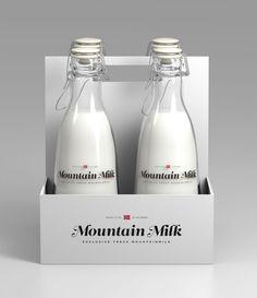 que vontade de beber leite de repente!