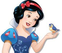 Snow White and her blue bird friend Disney Princess Makeup, Disney Princess Snow White, Snow White Disney, Punk Princess, Princess Birthday, Walt Disney, Cute Disney, Disney Themed Bedrooms, Twisted Disney