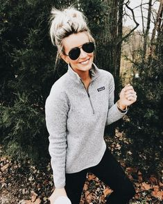 Comfortable and casual weekend outfit. - Comfortable and casual weekend outfit. Comfortable and casual weekend outfit. Casual Weekend Outfit, Casual Outfits, Cute Outfits, Winter Weekend Outfit, Work Outfits, Casual Clothes, Fall Hiking Outfit, Comfy Outfit, Outfit Work
