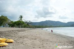 Playa Matapalo at the Hotel Riu Guanacaste - see you next month costa rica