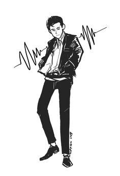 AM Alex Turner, Arctic Monkeys Wallpaper, Monkey Wallpaper, Monkey Drawing, The Wombats, Monkey 3, The Last Shadow Puppets, Music Artists, Comic Art
