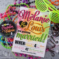 Invitations - Laura Damiano Designs