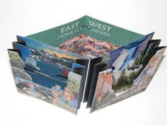 A different way to make tunnel book