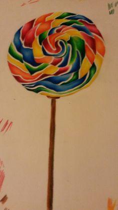 Lollypop Art Projects, Ethnic Recipes, Artwork, Food, Art Designs, Work Of Art, Auguste Rodin Artwork, Art Crafts, Essen