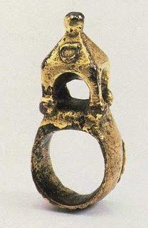 JAMM: The Jewish Art Museum of Minnesota: Century Jewish Wedding Rings and Objects of Matrimony Antique Rings, Antique Jewelry, Vintage Jewelry, Medieval Jewelry, Ancient Jewelry, Ethnic Jewelry, Jewelry Art, Jewish Jewelry, Jewlery