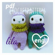 CROCHETPATTERN LILA, PDF, amigurumi, crochet,pattern, handmade, written pattern,easy, crochetpattern,kidstoy, baby, nursery,instant download by lollipoppypatterns on Etsy