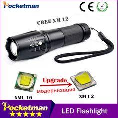 Lights & Lighting Led Lighting Imported From Abroad High Brightness Xm-l2 U2 30w 6000lm Flashlight Professional T6 Led Diving Lanternas Waterproof Diving Flashlight