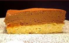 Piškótová torta s dokonalou čokoládovou penou bez kúska masla, či oleja. Cornbread, Sweet Recipes, Sweets, Cake, Ethnic Recipes, Food, Coffee, Millet Bread, Kaffee