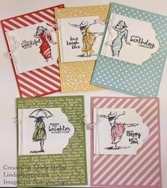 oh so beautiful card set ensemble de cartes Resplendissante