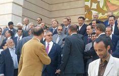 """اخبار اليمن : حكومة """"الحوافيش"""" بصنعاء تضع شرطاً غريباً لقبول المشاركة في مباحثات السلام القادمة بالأردن!"""
