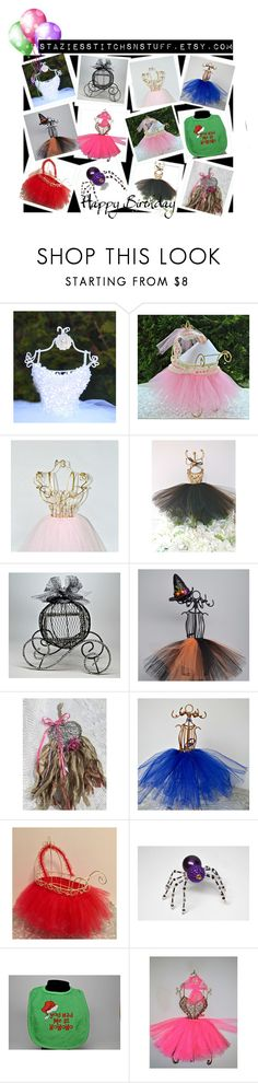 Happy Birthday Stacey! by omearascottagecharm on Polyvore featuring Polaroid and etsyfru
