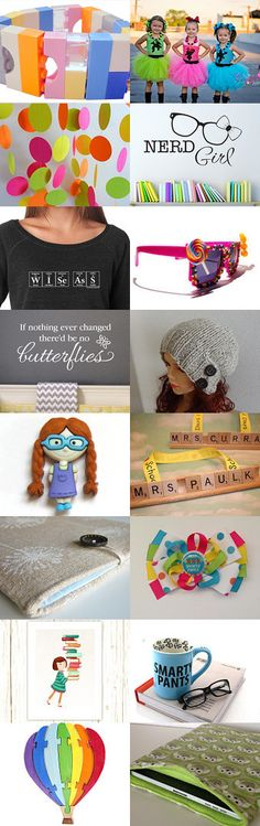 Girl Power by Sharon on Etsy--Pinned with TreasuryPin.com
