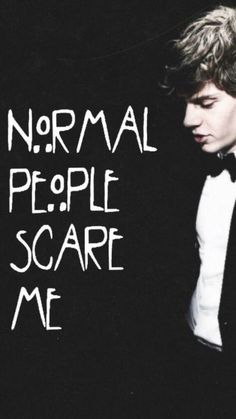 evan peters wallpaper - American Horror Story