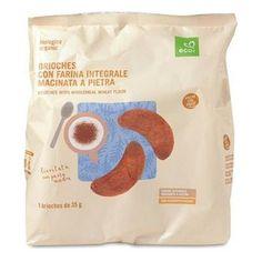 Brioches con farina integrale macinata a pietra - Ecor Vegan Food, Vegan Recipes, Snack Recipes, Snacks, Croissant, Chips, Products, Appetizer Recipes, Appetizers