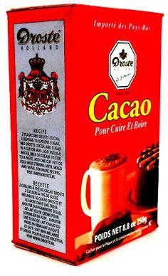 Droste Cocoa, 8.8oz Box Droste