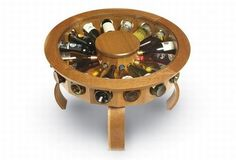 Don Vino Wine Charming Table by Vincent Chicone