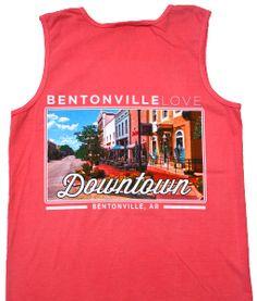 Bentonville, Arkansas #BentonvilleLove #Bentonville #BentonvilleAR #NorthwestArkansas