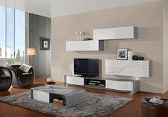 Composition, Meuble TV, Table .................... Feijão