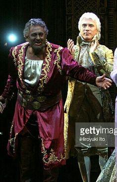 Domingo and Hvorostovsky in Verdi's Otello