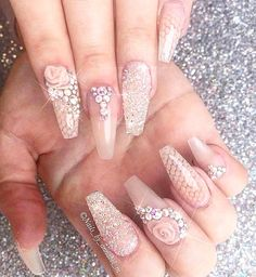 """1,878 Likes, 11 Comments - ✨Annabel Maginnis✨ (@nails_by_annabel_m) on Instagram: """"One of my most requested sets @wakeupandmakeup @amazing_pretty @makeuptutorialsx0x @make4glam_…"""""""