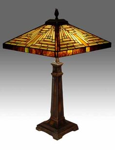 Tiffany Lamp ~Repinned Via Lacultalatiniparla Quevedo