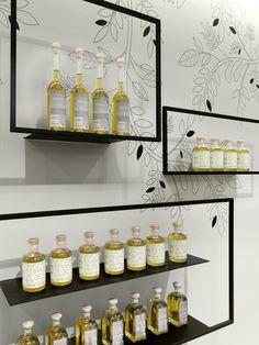 cool framed #shelves!  /TA-ZE Store by Burdifilek  #furniture #design