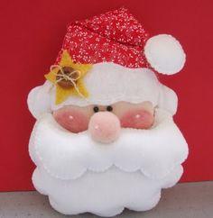 *FELT ART ~ Santa Claus