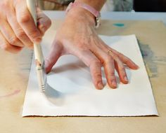 Silverpoint drawing requires a specially prepared ground because the silverpoint will not make a mark on ordinary paper. Preparing the ground can be a complicated business, and I shall be adding so. Silverpoint, Ap Drawing, Art Studio At Home, Elements And Principles, Mark Making, Make Your Mark, Art Techniques, Art Oil, Art Tutorials