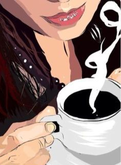 Love My Sunday Morning Coffee ;)☕ Love My Sunday Morning Coffee ; Coffee Talk, Coffee Girl, I Love Coffee, Coffee Break, Best Coffee, My Coffee, Coffee Drinks, Coffee Cups, Black Coffee
