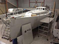 aluminium zeilboot bouwen - Google zoeken