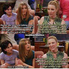 Oh Phoebe, I love you