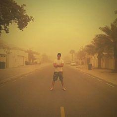 sandstorm. badass