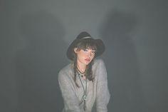 great boho look - portrait by SAINT LUCY Represents photographer Cody Bratt