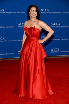 Bellamy Young at the 2014 White House Correspondents Dinner