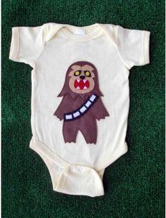 Mi Cielo Chewbaboo Infant Bodysuit now @ Nimli