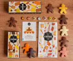 Packaging of the World: Creative Package Design Archive and Gallery: The Cuckie Fam
