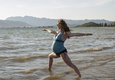 Wherever you are be all there. Jim Eliot #secondyou #2ndUwoman #passion #yoga #ocean