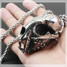 Aliexpress.com : Buy Wholesale Huge & Heavy 316L Stainless Steel Lion Skull Mens Pendant Openable W031 from Reliable pendant lot suppliers on voguecode   | Alibaba Group
